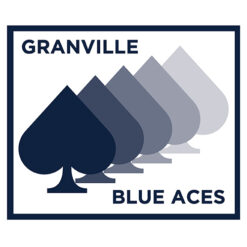 Gradient Ace Sticker