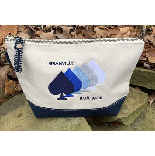 Gradient Ace Cosmetic Bag
